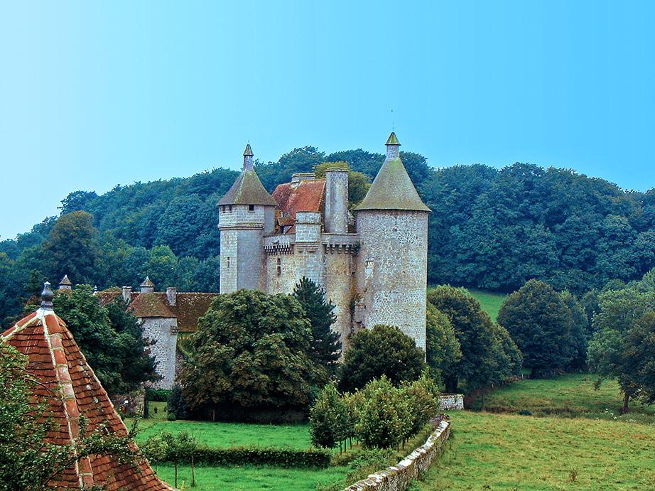 Château de Villemonteix II