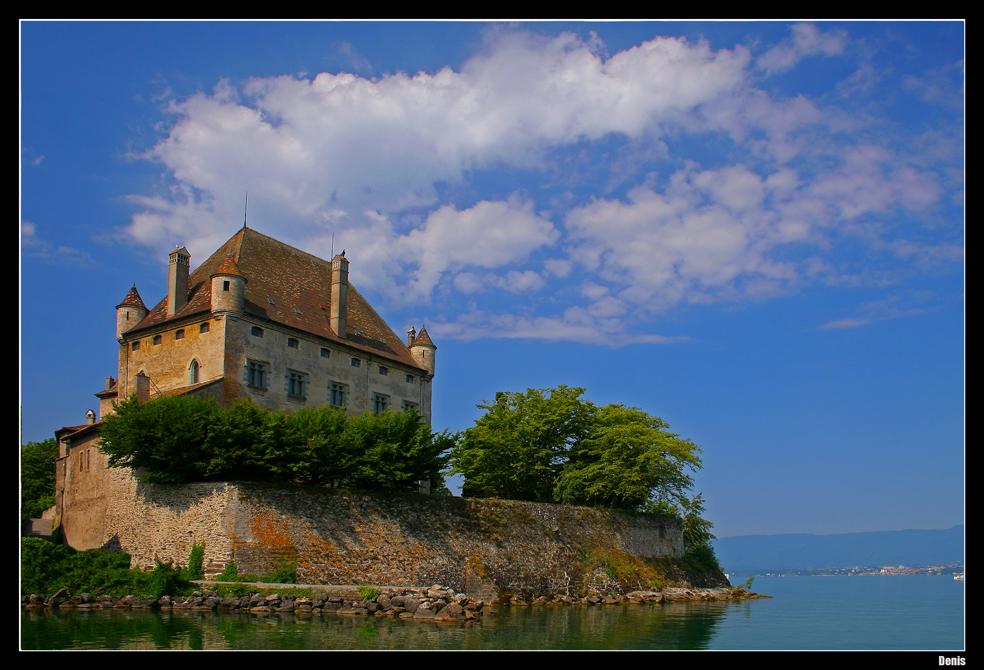 ...Château d'Yvoire...