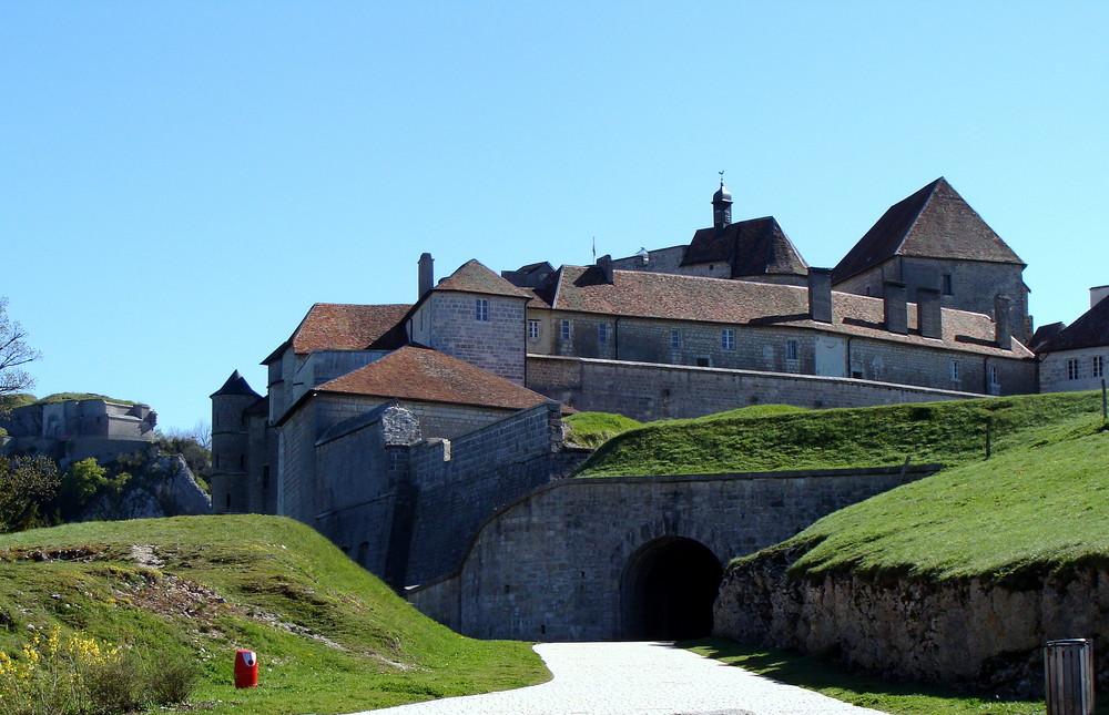 Château et fort de Joux..04