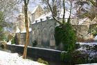 Château et neige