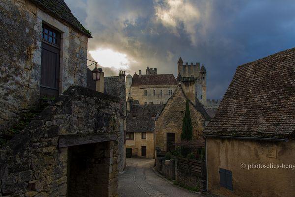 Château mystérieux