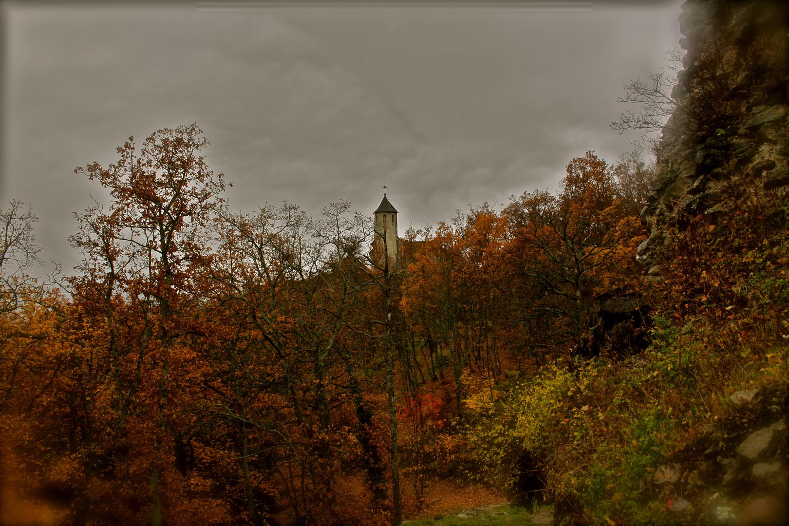 Château neuf d'Allinge
