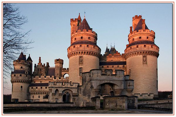 Château-rangé