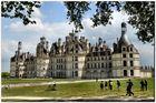 Château Royal De Chambord.......Loire