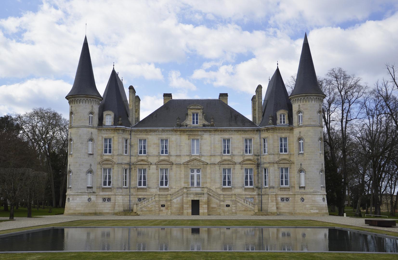 Châteu Pichon-Longueville-Baron