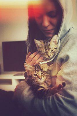 *chuck & mia*