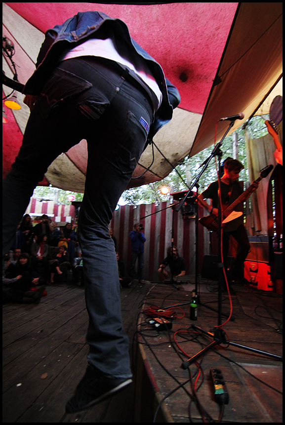 Chuckamuck @ Down by the River Festival # 2 (Berlin)