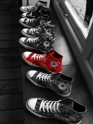 Chucks =)