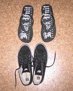 Chucks gegen Flip Flops