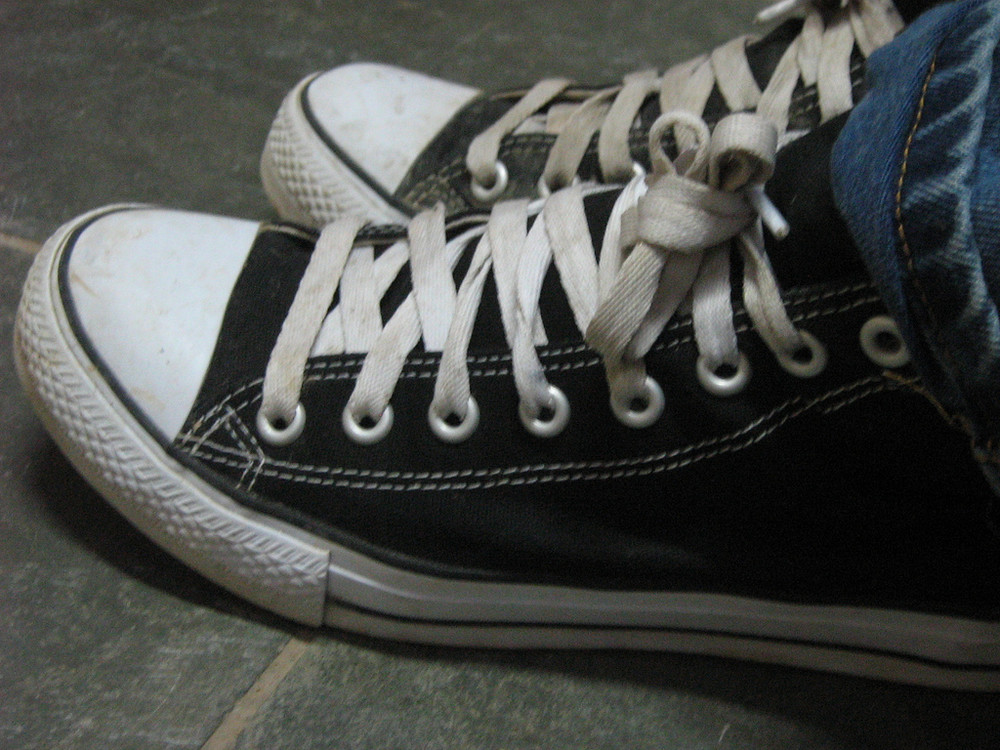 Chucks in STANDBY - Position^^