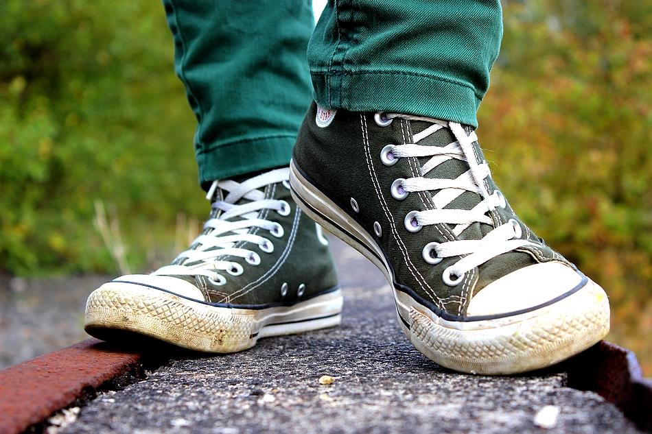 Chucks...mehr als nur Schuhe.