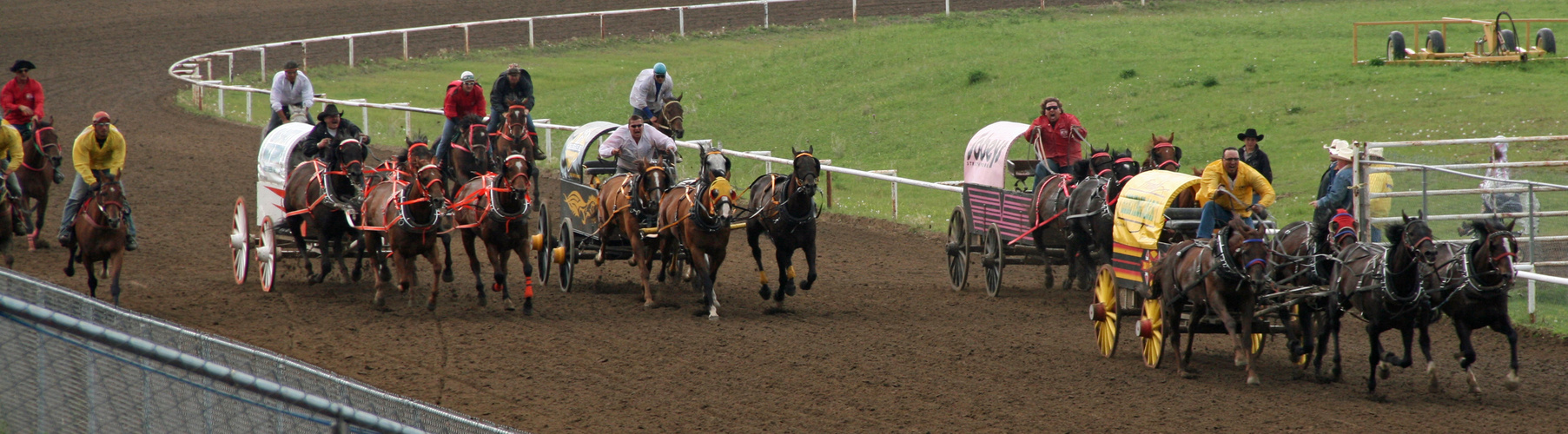 Chuckwagon Race
