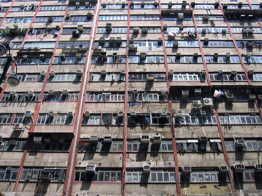 Chungking Mansion (Hongkong)