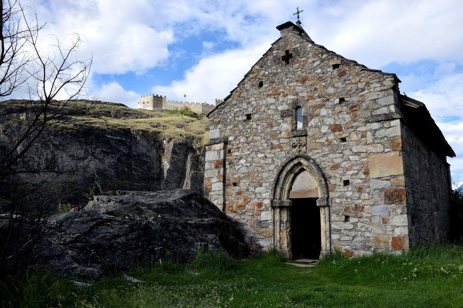 church and war