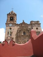 Church in Guanajuato