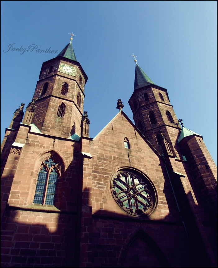 Church in KaisersLautern