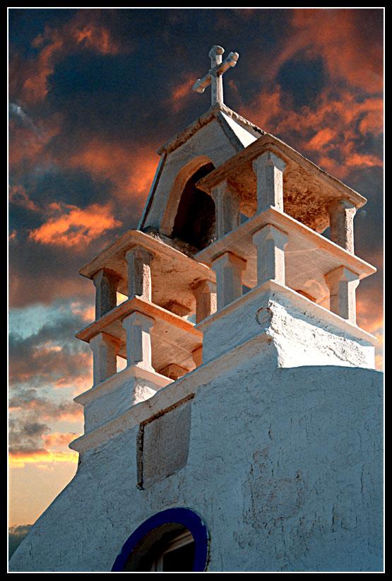 Church in Mykonos - Greece