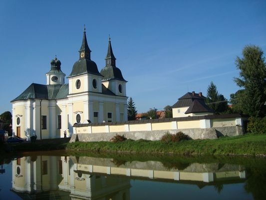 Church in Zvole