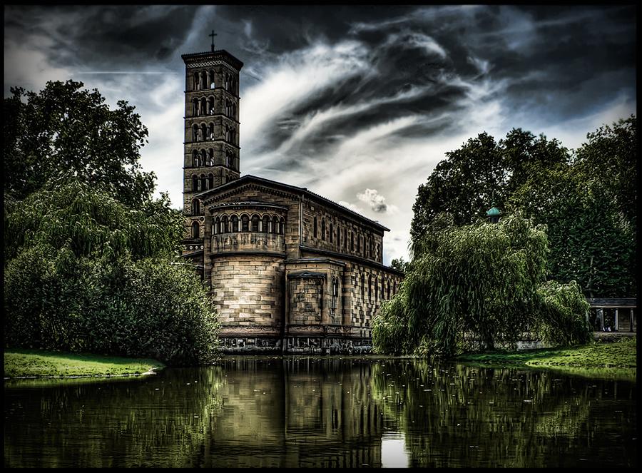 church of Sanssouci
