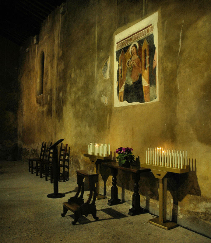 church silence