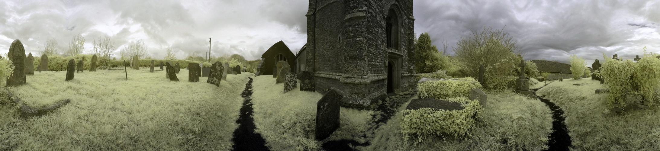 Churchyard St. Ildierna