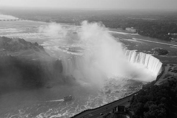 Chute du Niagara Canadien