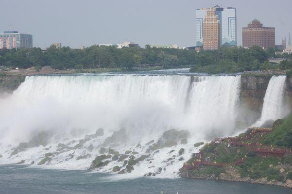 chute du niagara falls