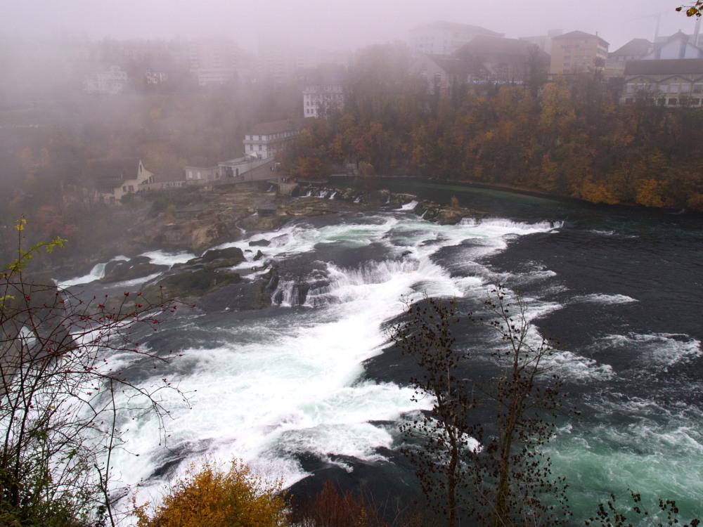 Chutes du Rhin à Schaffhausen I