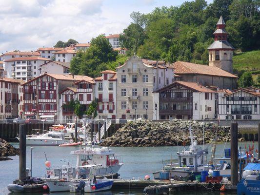 Ciboure, le pays basque !!!!