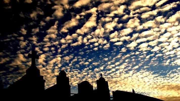 Ciel azuréen