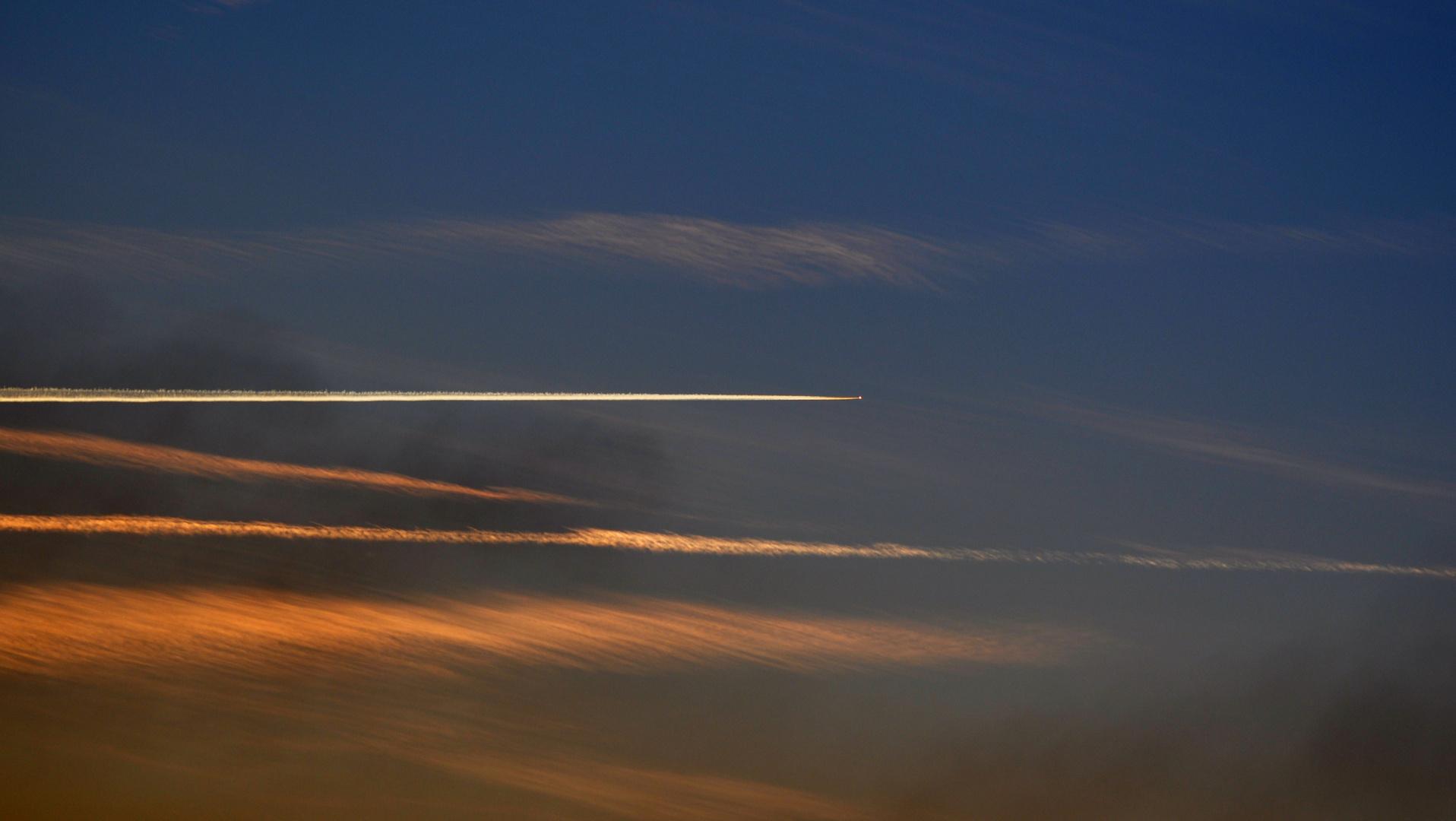 ciel d'avion