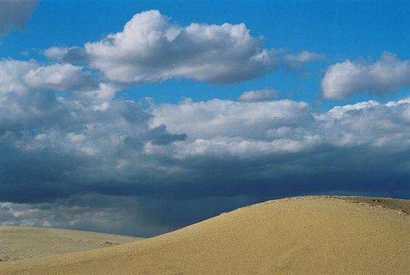 Ciel de désert
