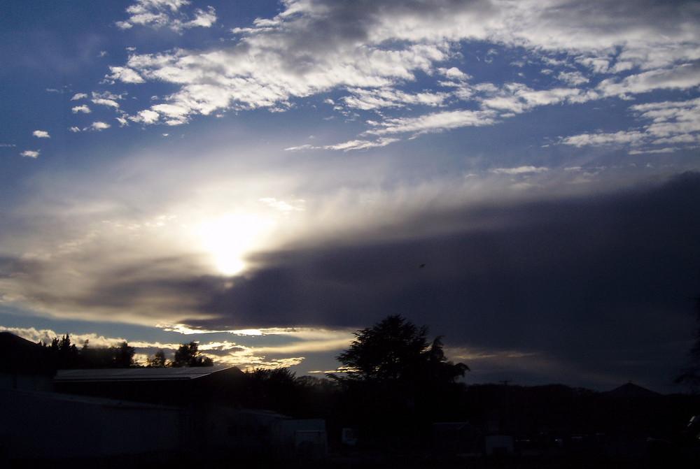 ciel de Nouvelle Zelande