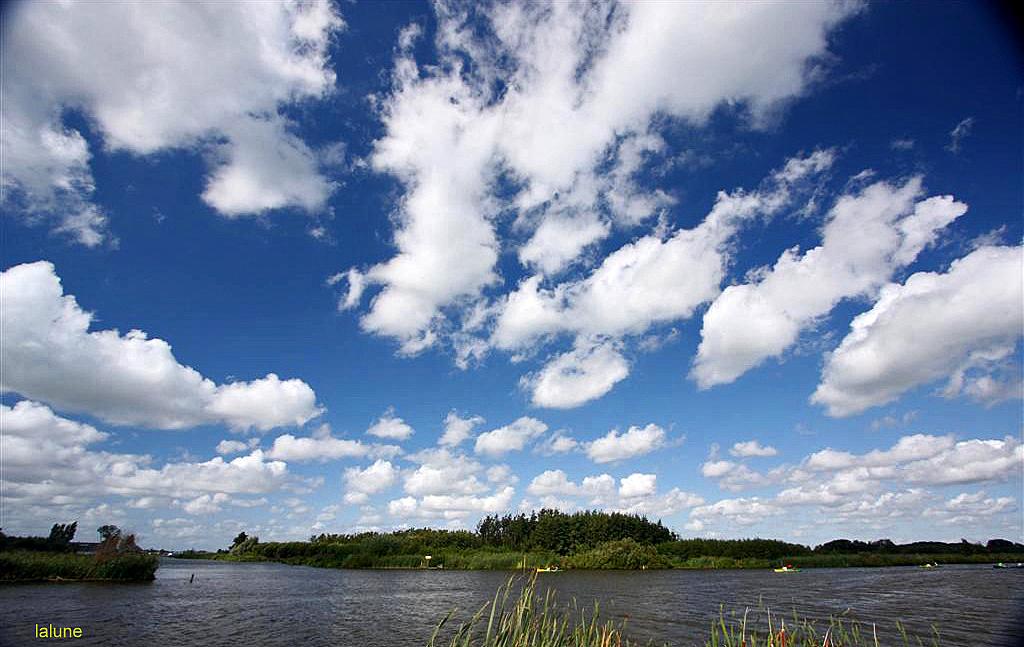ciel Hollandais.......Dutch cloudscape