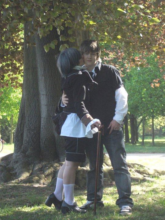 Ciel Phantomhive - A kiss for my Friend