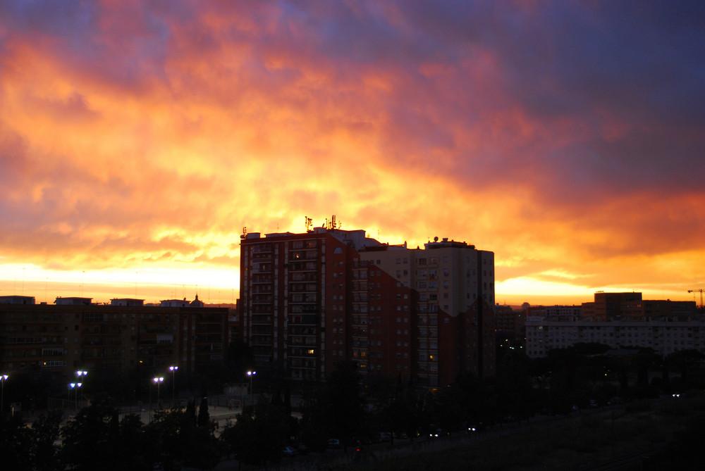 Cielo, Sevilla