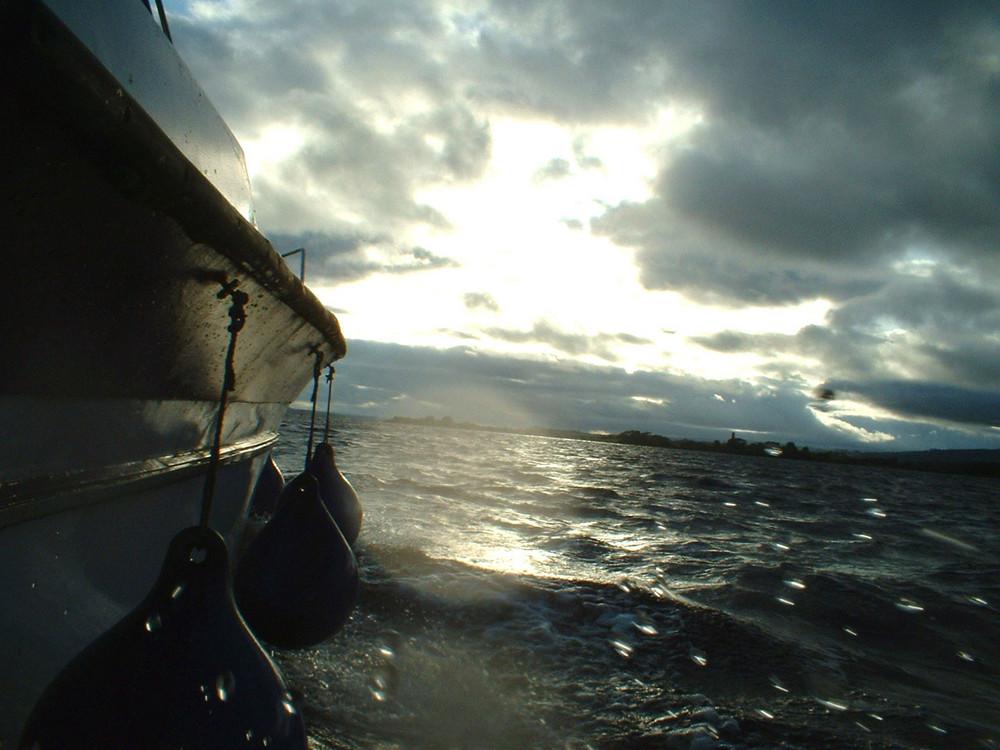 Cielo sul lago