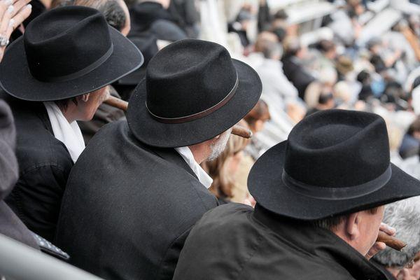 Cigares et chapeaux