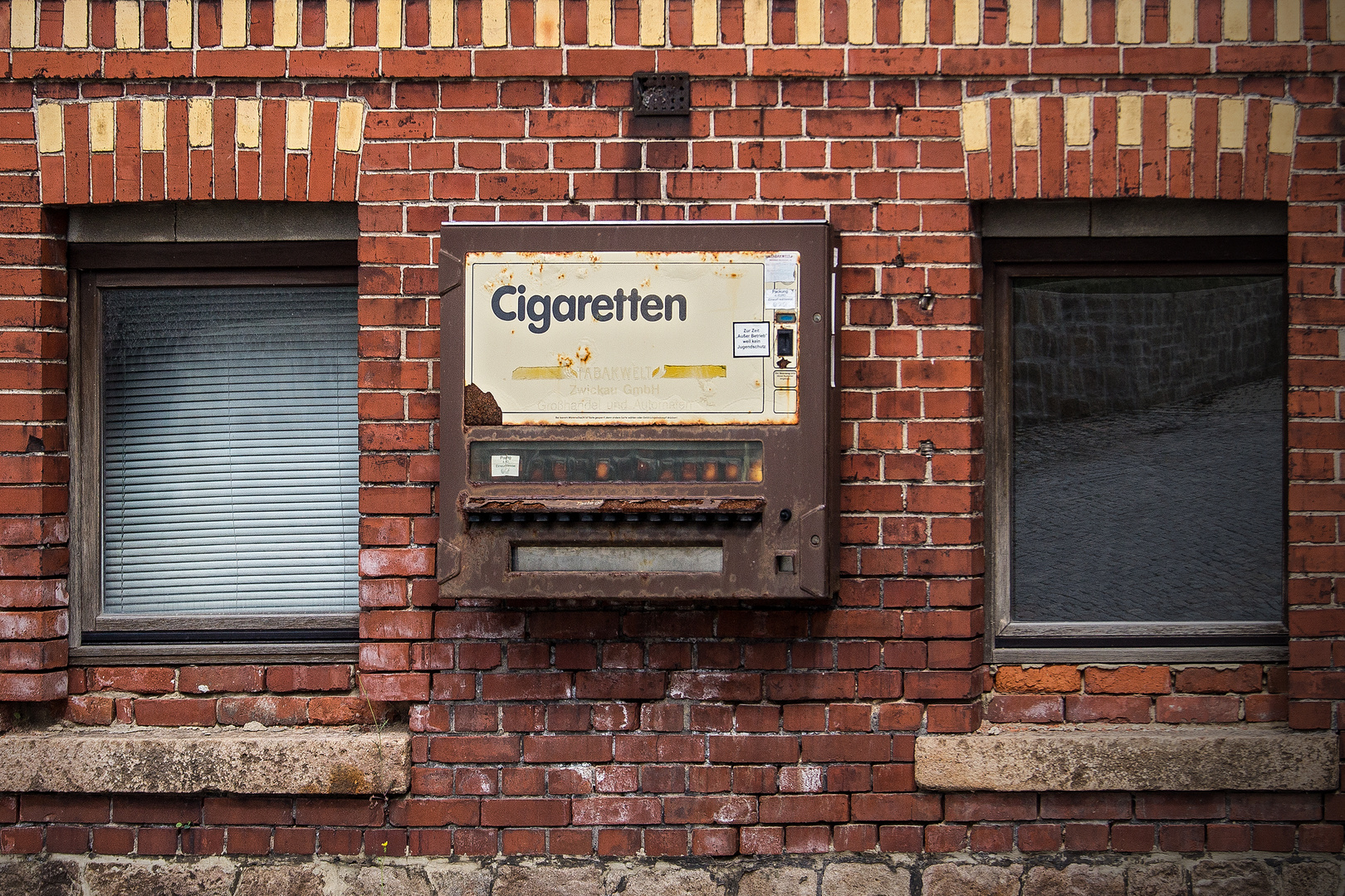 Cigaretten sind out ?
