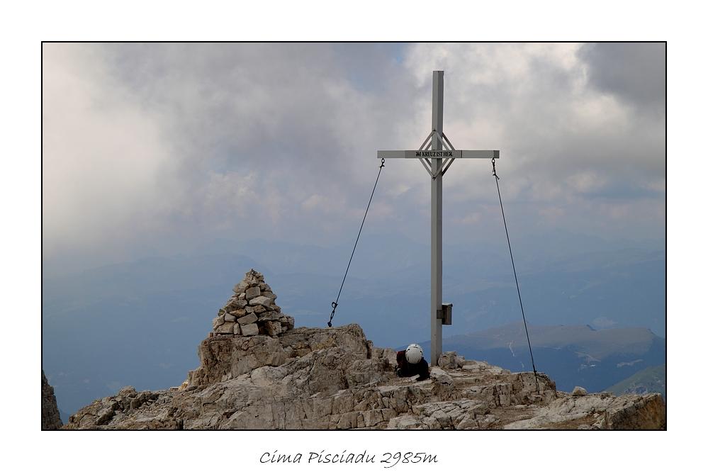 Cima Pisciadu