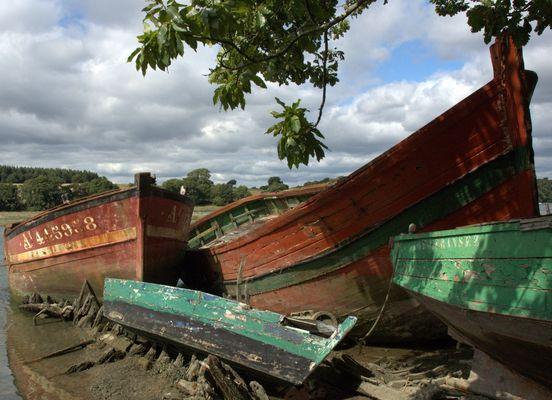 Cimetière aux bateaux 1