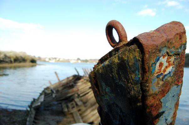 Cimetière de bateau