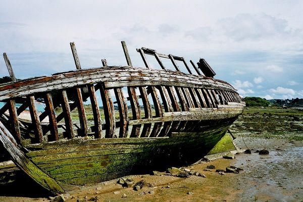 Cimetiére de bateaux