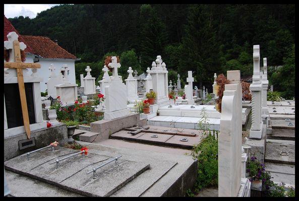 cimetière de bran
