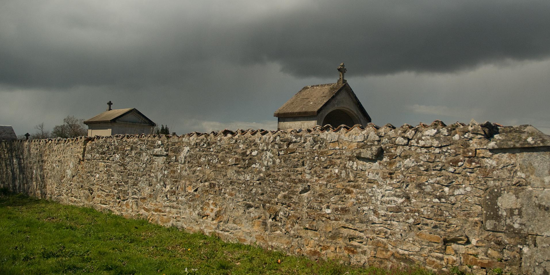 cimetière de campagne (Limousin)