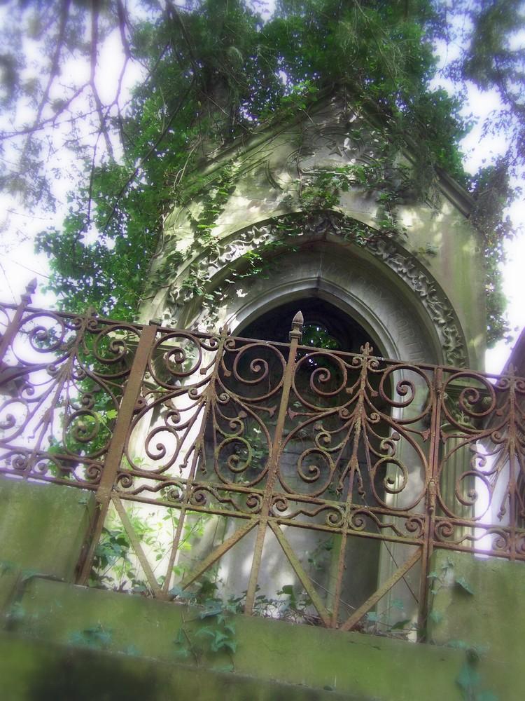 Cimetière de la Madeleine à Amiens