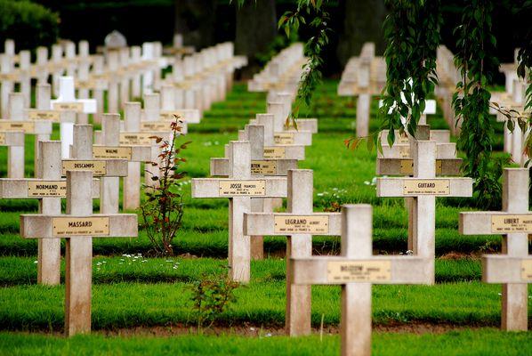 cimetière militaire d'Assevent