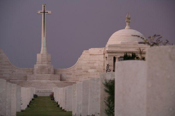 cimetière militaire Loos-en-Gohelle