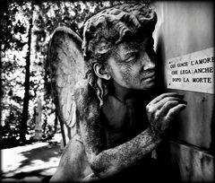 Cimitero di Staglieno - Forte come la morte è l'amore