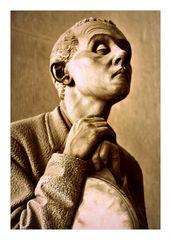 Cimitero di Staglieno - Il cieco